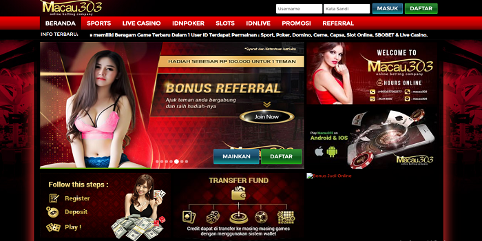 Live Online Casino – Play Against Dealers Situs Judi